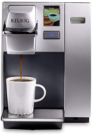 Keurig K155 Office Pro Commercial Coffee Maker, Single Serve K-Cup Pod Coffee Brewer,…
