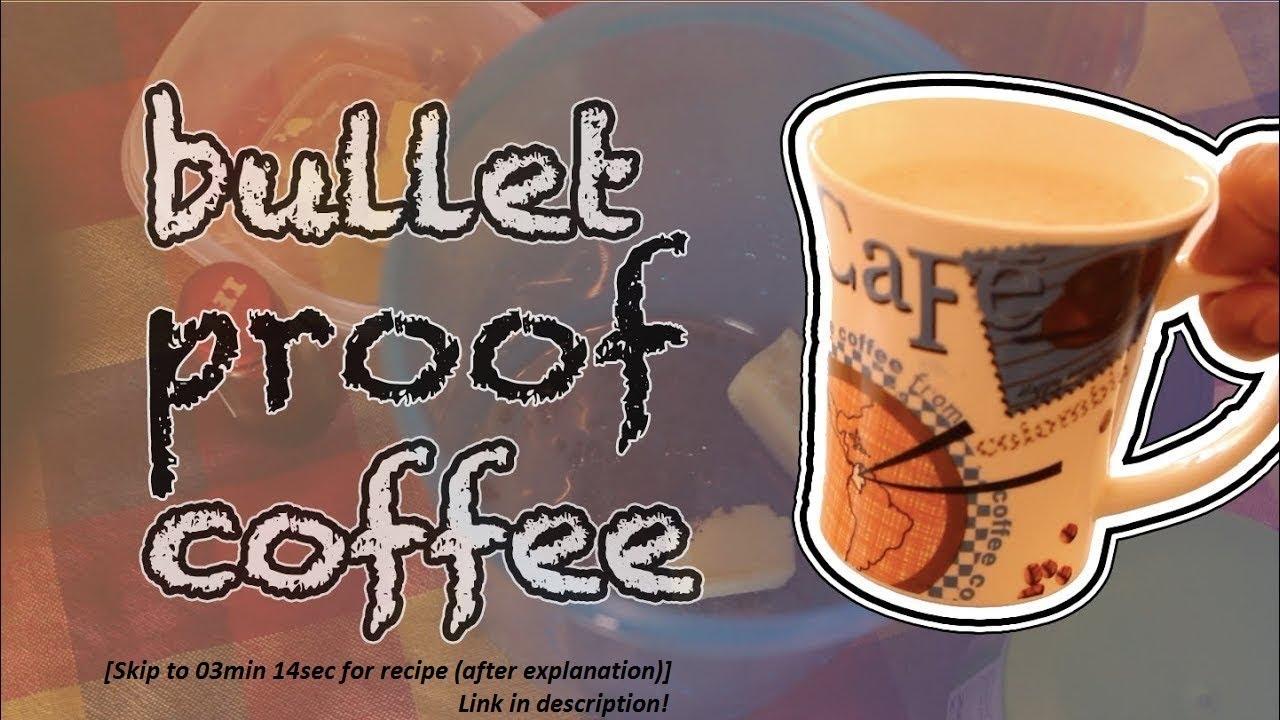 Bulletproof Coffee | Keto Recipes | Ketogenic Diet India