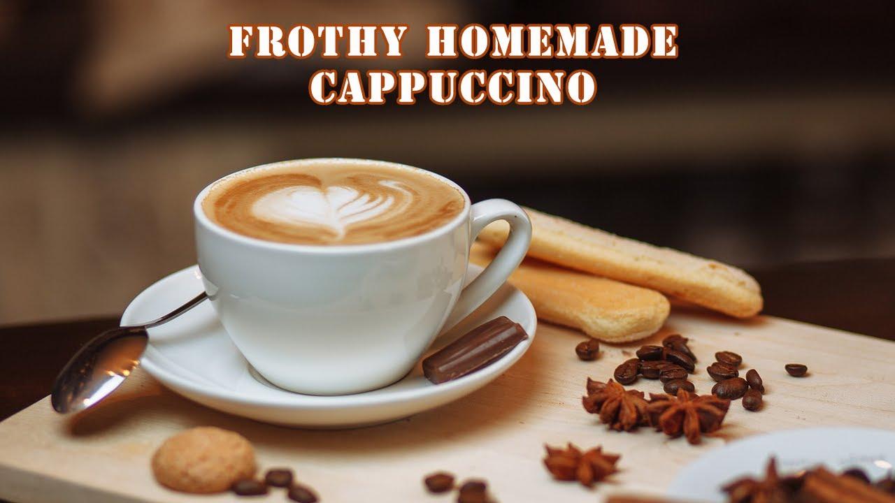 Creamy Hot Coffee Recipe at Home – Zed Zeeni