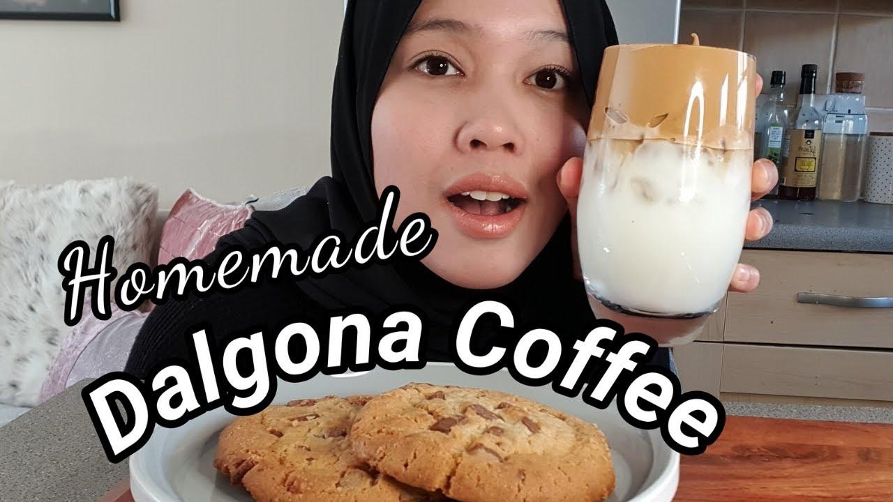 DALGONA COFFEE RECIPE | The Best Homemade Coffee Latte