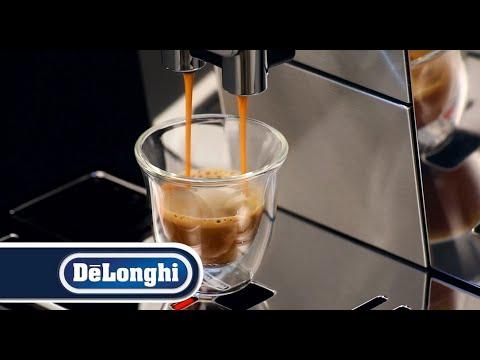 De'Longhi video Πλήρως Αυτόματες Μηχανές Espresso  – Όλα τα ροφήματα | De'Longhi GR