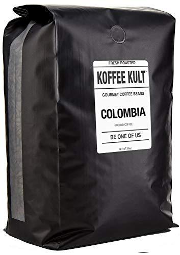 Koffee Kult Colombian Huila Fresh Coffee Beans – Whole Bean Coffee – Fresh